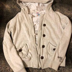 Roxy Zip-up Sweater